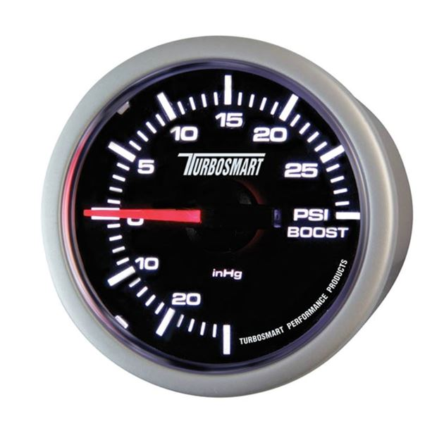 Picture of TURBOSMART BOOST GAUGE  52MM 0-30PSI