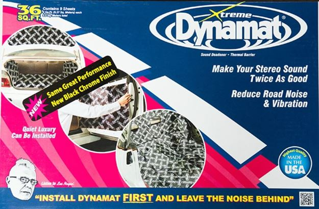 Picture of DYNAMAT SOUND DEADENER
