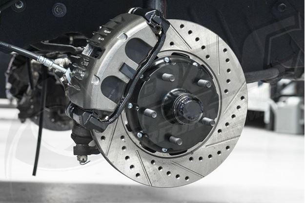 Picture of 11.5 INCH / TWIN PISTON MAZDA FRONT BRAKE UPGRADE