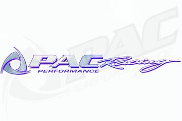 Picture of PAC RACING WINDOW STICKER