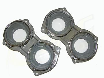 Picture of RX3 12A HEADLIGHT BACKING PLATES & RINGS