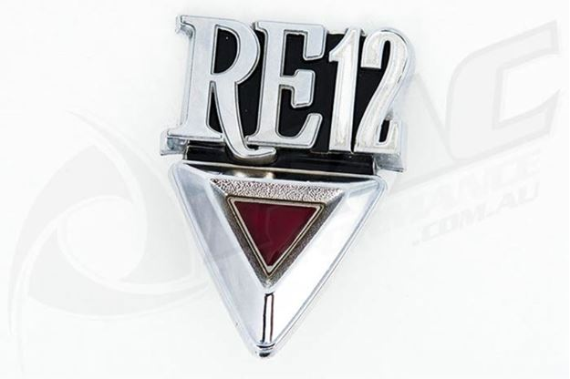 Picture of MAZDA RX3 REAR BEAVER BADGE