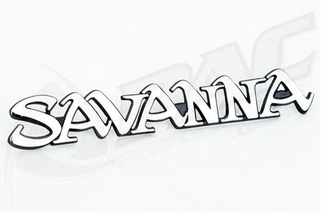 Picture of MAZDA RX3 SAVANNA REAR QUARTER BADGE