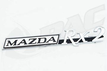 Picture of MAZDA RX2 REAR QUARTER BADGE