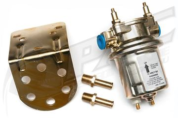 Picture of CARTER LOW PRESSURE FUEL PUMP (GOLD) 8PSI 72GPH