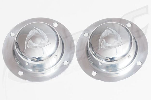Picture of RX4/RX7 GEN 1 STRUT TOP COVERS - POLISHED