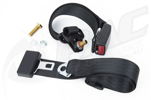 Picture of REAR CENTER LAP SASH SEAT BELT