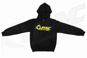 Picture of PAC PERFORMANCE BRANDED HOODIE - BLACK