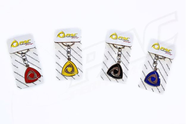 Picture of PAC ROTOR LOGO KEYRING