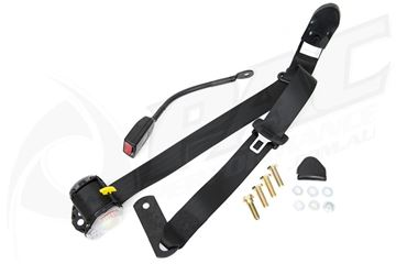 Picture of RX3/4 COUPE RETRACTABLE FRONT SEAT BELT WITH DROP LINK