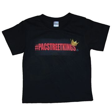 Picture of '#PACSTREETKINGS' T-SHIRT - KIDS