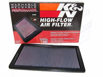 Picture of MAZDA RX8 K&N AIR FILTER