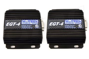 Picture of MICROTECH EGT-8 EXHAUST GAS TEMPERATURE MODULE