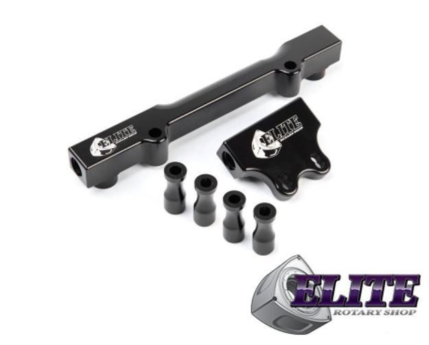 Picture of ELITE ROTARY SHOP PRIMARY & SECONDARY FUEL RAIL KIT