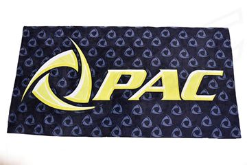 Picture of PAC LOGO BEACH TOWEL