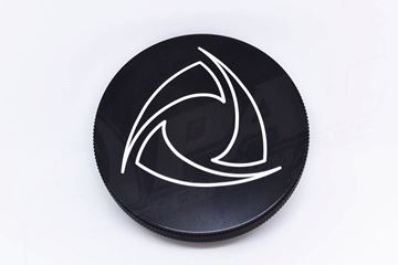 Picture of LARGE 40MM PAC RADIATOR CAP - ROTOR OUTLINE