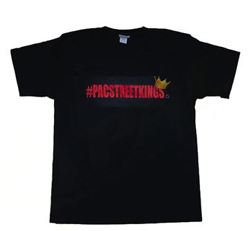 Picture of '#PACSTREETKINGS' T-SHIRT