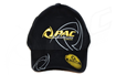 Picture of PAC PERFORMANCE CAP - BLACK WITH ROTOR LOGO