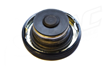 Picture of LARGE 40MM PAC RADIATOR CAP - ROTOR SYMBOL