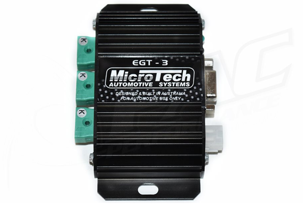 Picture of MICROTECH EGT-3 EXHAUST GAS TEMPERATURE MODULE