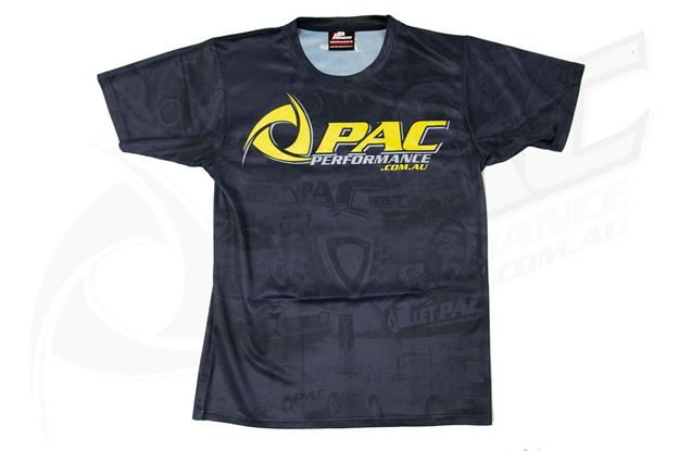 Picture of PAC SPONSORED SUBLIMATED T-SHIRT - KIDS