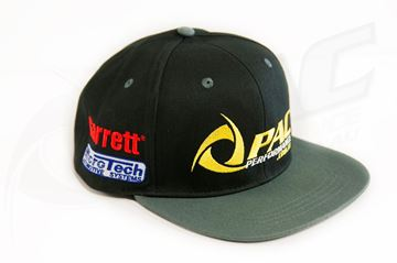 Picture of PAC PERFORMANCE SPONSORED CAP - FLAT BRIM