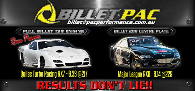 Garrett, Turbocharger  Pac Performance Racing