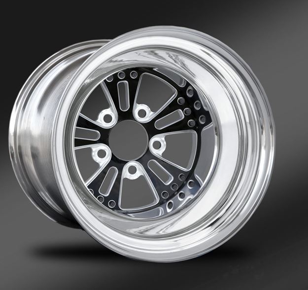 Picture of RC COMPONENTS FUSION  NON-BEADLOCK REAR WHEEL