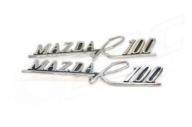 Picture of MAZDA R100 REAR QUARTER BADGE