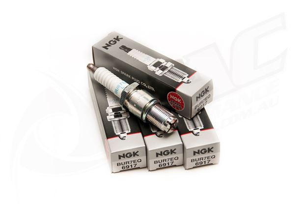 Picture of NGK BUR7EQ SPARK PLUGS - MAZDA RX7