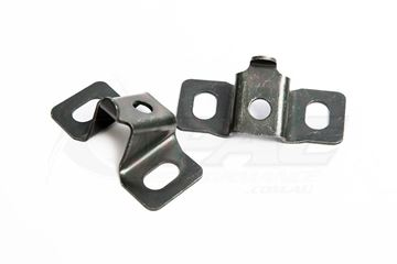 Picture of MAZDA RX3 808 FRONT NUMBER PLATE BRACKETS