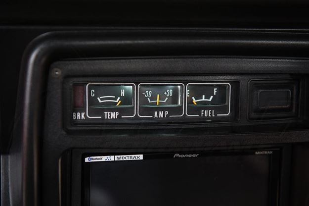 Picture of RX3 CENTER INSTRUMENT LED CONVERSION KIT