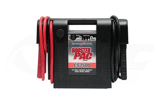 Picture of BOOSTER PAC 12V JUMP STARTER 1600 AMP