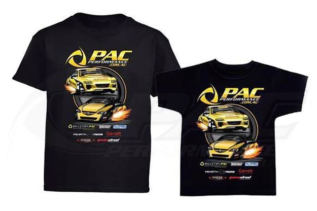 Picture of PAC PERFORMANCE HERO T-SHIRT - KIDS