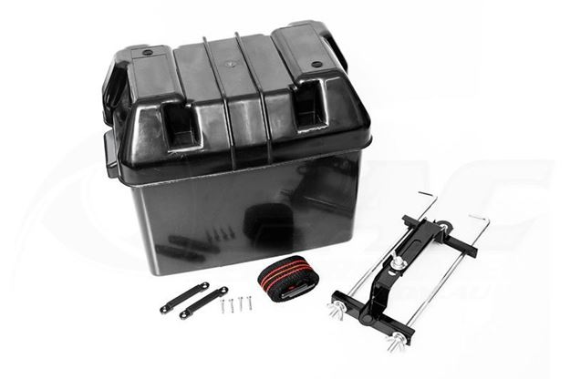 Picture of REMOTE BATTERY BOX KIT - STANDARD