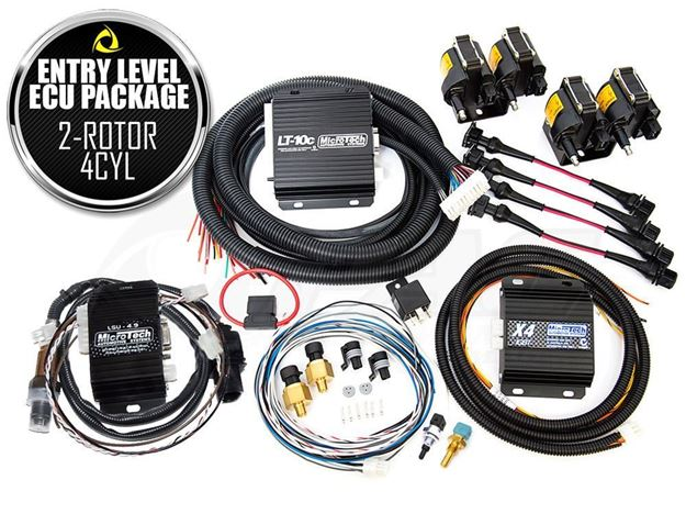 Picture of MICROTECH ENTRY LEVEL ECU PACKAGE - 2 ROTOR / 4 CYLINDER