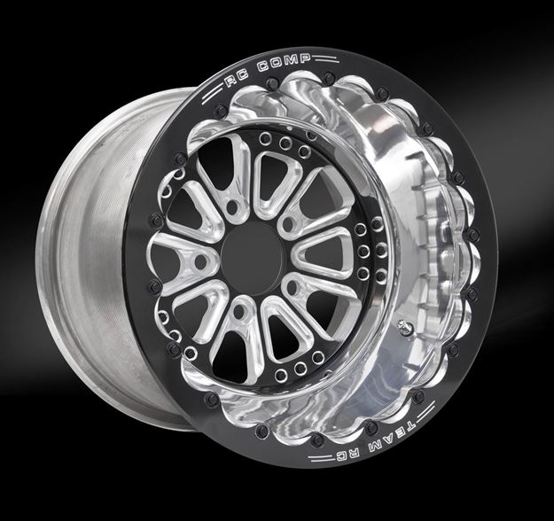 Picture of RC COMPONENTS EXILE/ EXILE-S  BEADLOCK REAR WHEEL