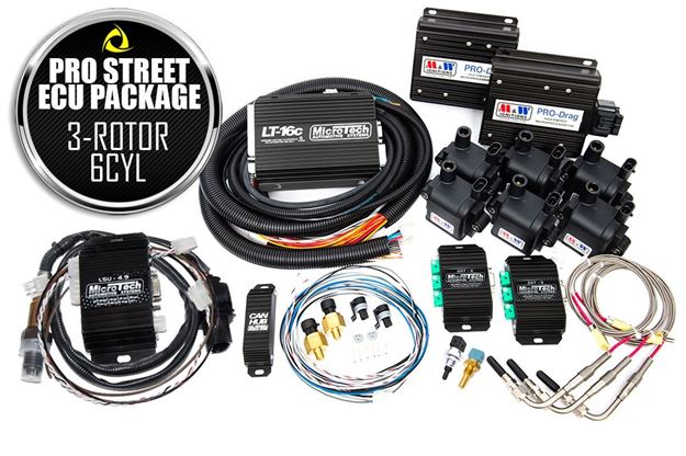Picture of MICROTECH PRO STREET ECU PACKAGE - 3 ROTOR / 6 CYLINDER