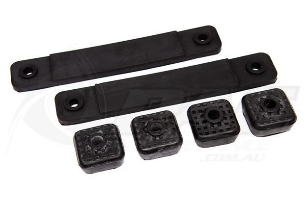 Picture of MAZDA R100 1200 1300 RX2 CROSS MEMBER RUBBER PACK