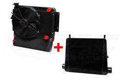 Picture of PAC BIG POPPA COOLING PACKAGE WITH INTERCOOLER