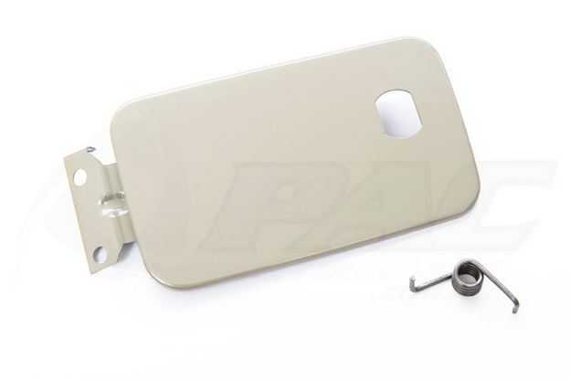 Picture of MAZDA RX2 CAPELLA  PETROL LID COVER WITH HINGE