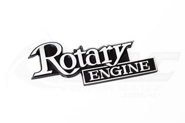 Picture of ROTARY ENGINE BADGE STICK ON TYPE