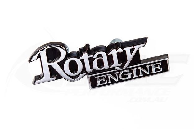 Picture of ROTARY ENGINE GRILLE BADGE PIN TYPE