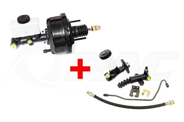 Picture of RX3 808 BRAKE & CLUTCH HYDRAULICS PACKAGE