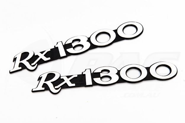 Picture of MAZDA 1300 RX1300 BADGES