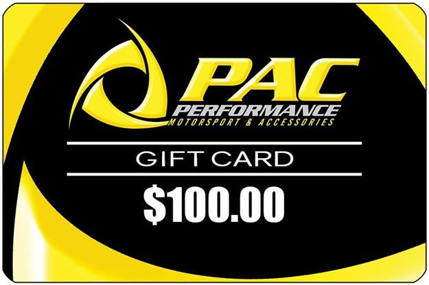 Picture of PAC GIFT CARD $100
