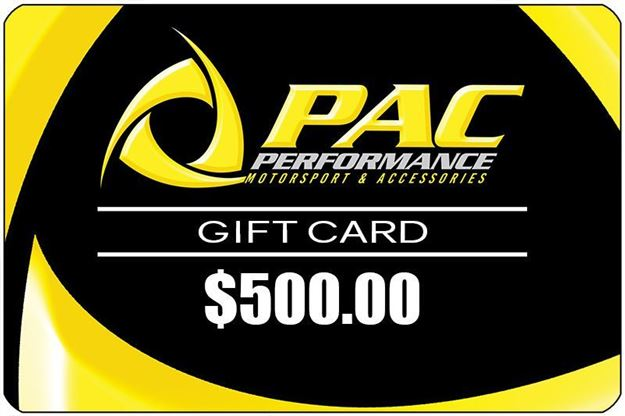 Picture of PAC GIFT CARD $500