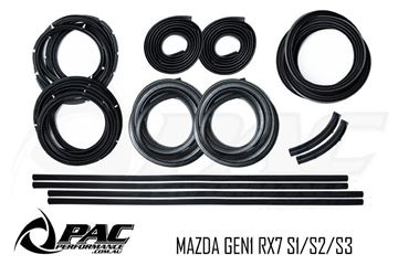 Picture of MAZDA RX7 GEN1 FULL RUBBER KIT