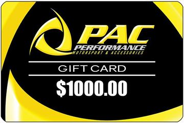 Picture of PAC GIFT CARD $1000