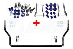 Picture of MAZDA RX4 929 FRONT & REAR OVERHAUL KIT WITH SWAYBAR